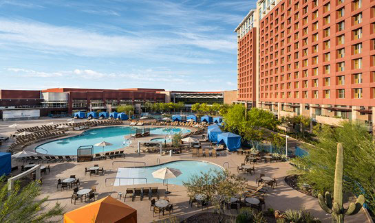 Talking Stick Resort in Scottsdale, Arizona